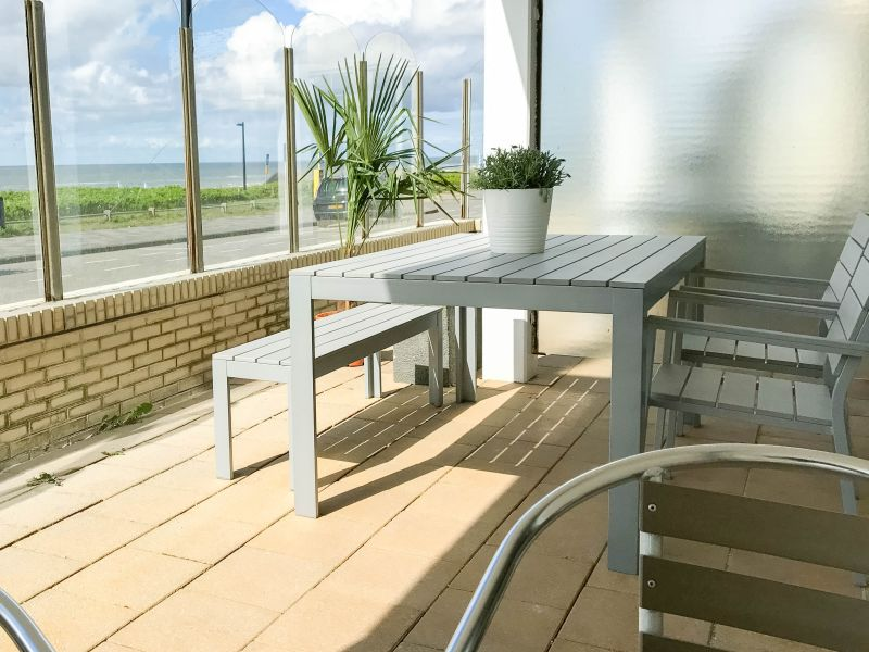 Apartment Villa Aan Zee - Studio 10