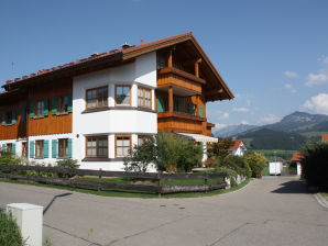 Ferienwohnung Allgäuer Alpen