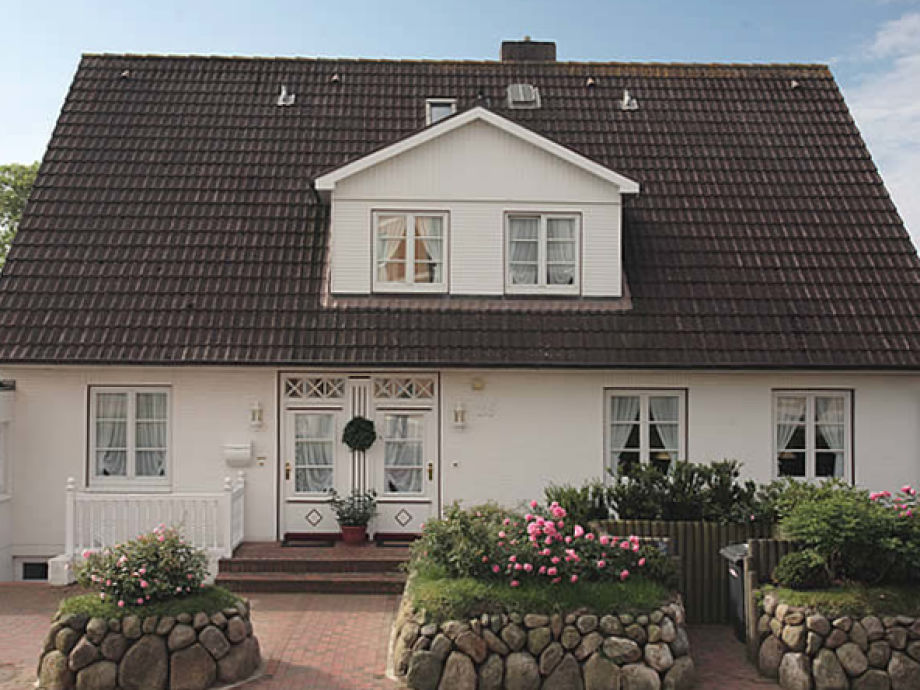 ferienwohnung haus elvi fuchs sylt westerland firma. Black Bedroom Furniture Sets. Home Design Ideas