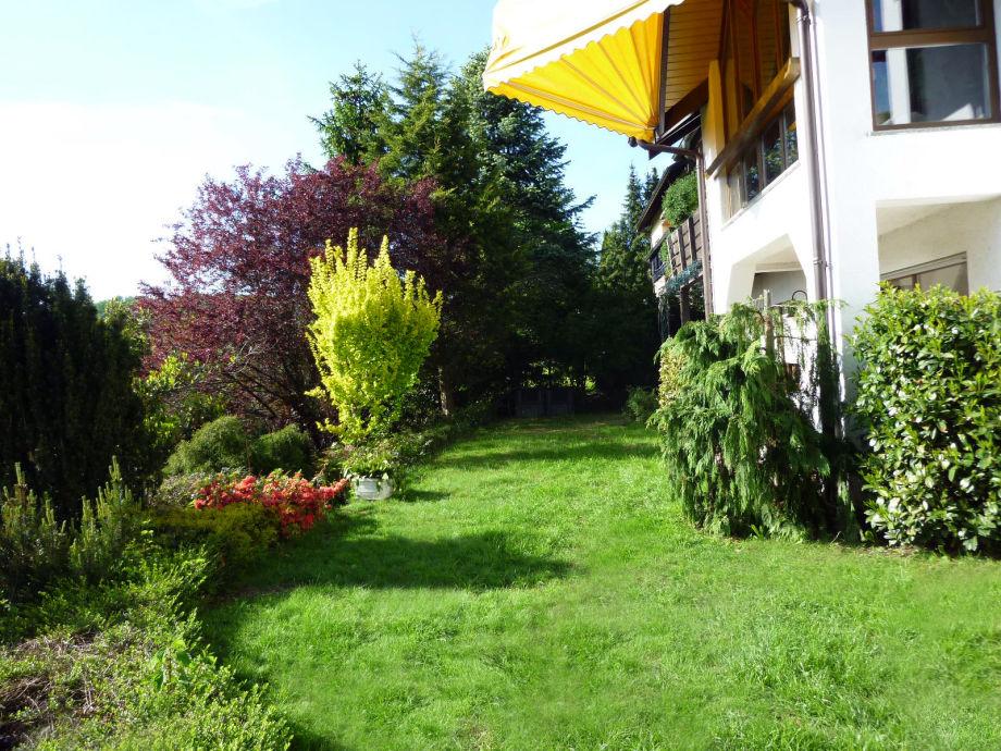 Blühender Garten, Südwest-Sonnenhang