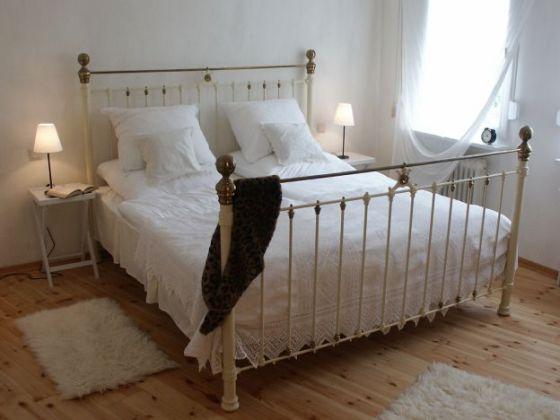 Holiday Apartment Die Vintage, Dernau Ahrtal - Family Astrid Näkel Schlafzimmer Vintage Style
