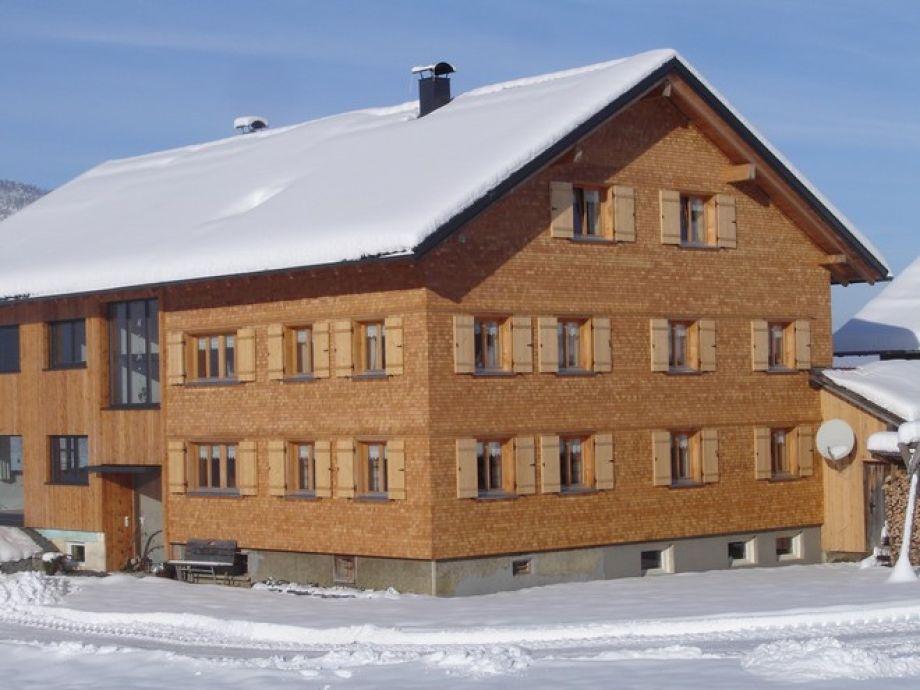 ferienwohnung parterre kirchturmblick bregenzerwald firma ferienhof auf der heidegg familie. Black Bedroom Furniture Sets. Home Design Ideas