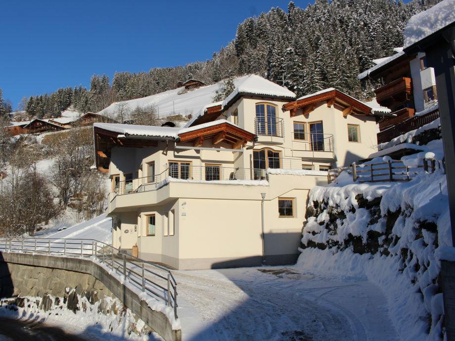 Ferienwohnung Zillertal Winter