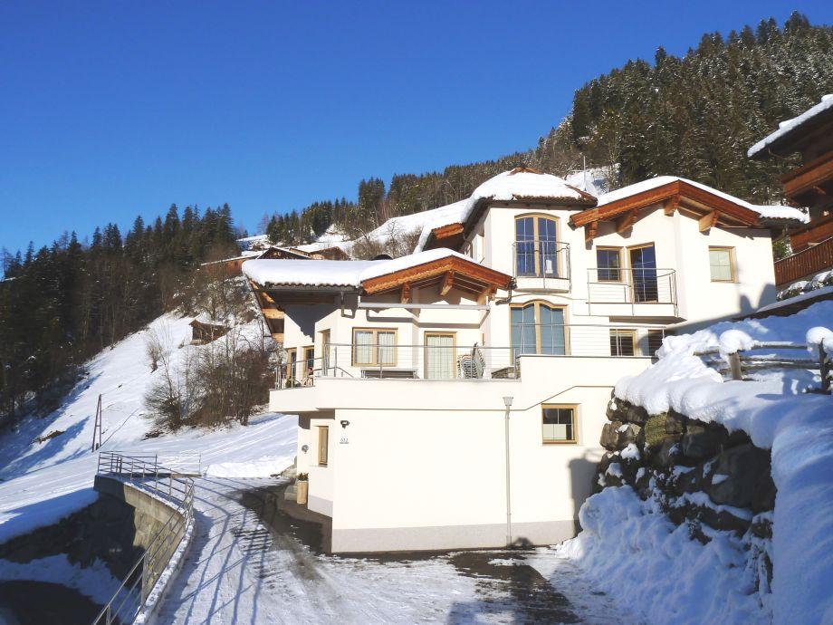 Ferienwohnung im Haus Thanner im Winter