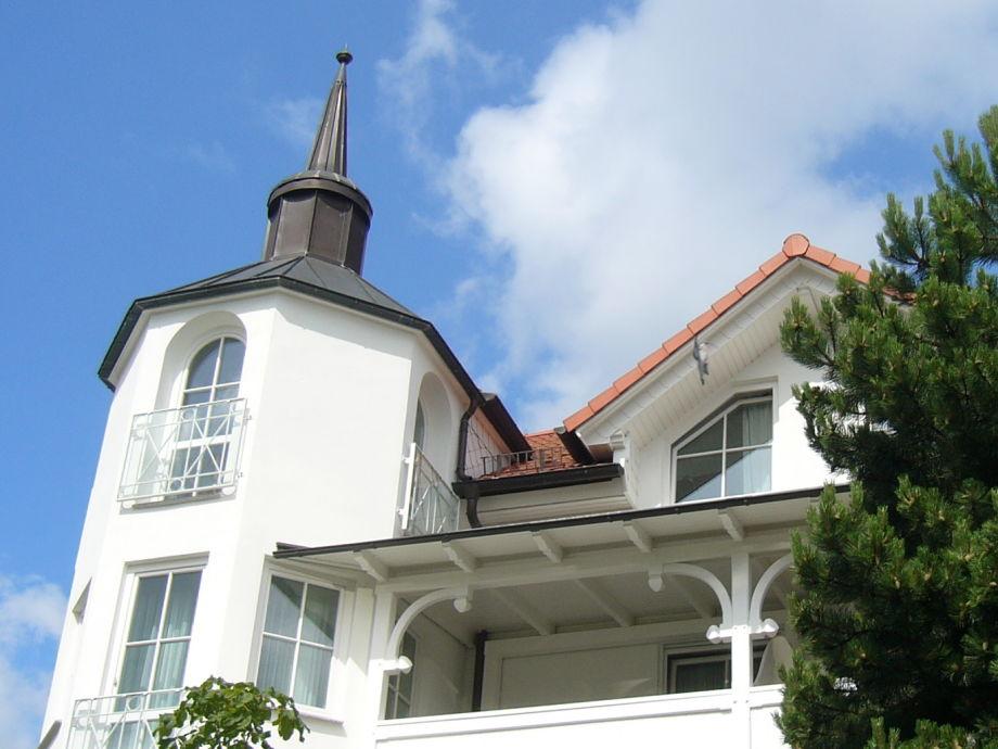 Residence in the sky