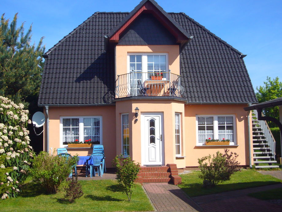 Ferienhaus mit der Ferienwohnung Jargow
