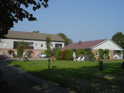 Möweninsel - Ferienhof Tams