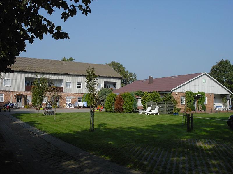 Ferienwohnung Möweninsel - Ferienhof Tams