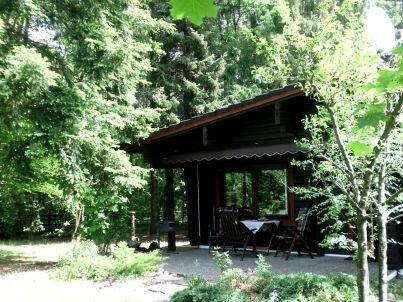 """Heideblockhaus """"Am Wald"""""""