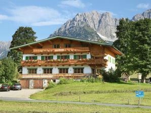 """Apartment """"Wiese"""" im Jägerhof"""