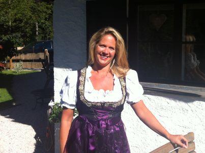 Ihr Gastgeber Nicole van Hattum