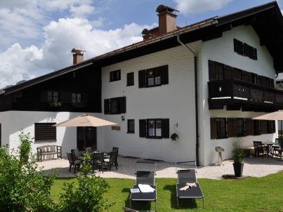 Forsthaus Reit im Winkl - EG