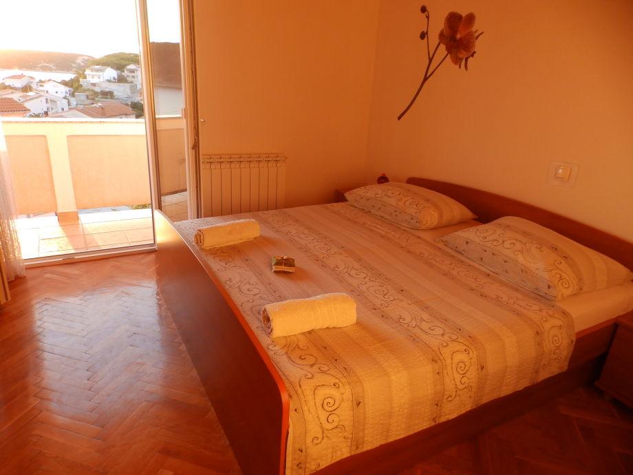 apartment villa jagoda 4 1 kroatien kvarner bucht rab. Black Bedroom Furniture Sets. Home Design Ideas