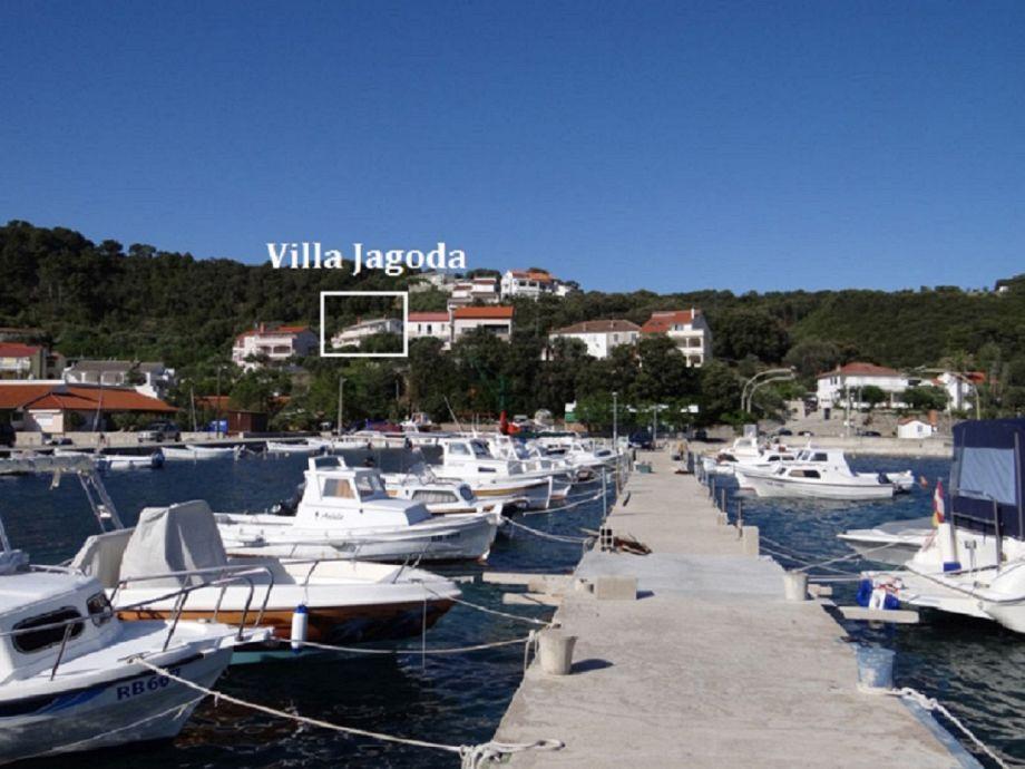 Ferienwohnung Villa Jagoda 4 + 1