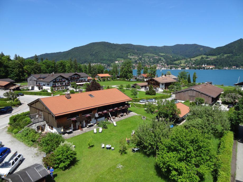 Der Budererhof mit Umgebung