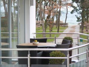 Ferienwohnung Haus am Meer, Whg. 10