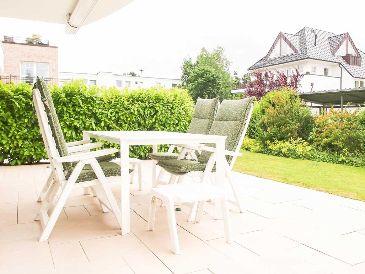 Ferienwohnung haus am meer whg 5 timmendorfer strand for Markise balkon mit strand tapete