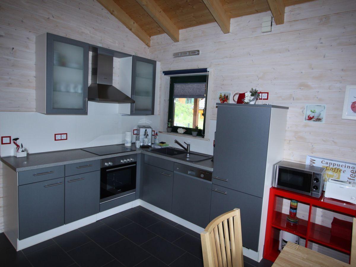 Ferienhaus tausendblatt 7 am waldsee rieden fereinregion for Gasgrill küche
