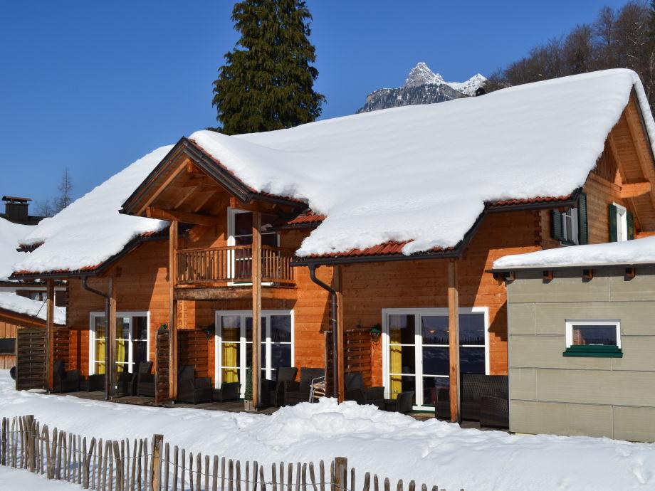 Außenaufnahme Apartment Klostertal