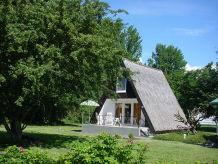 Ferienhaus - Finnhütte auf Mönchgut