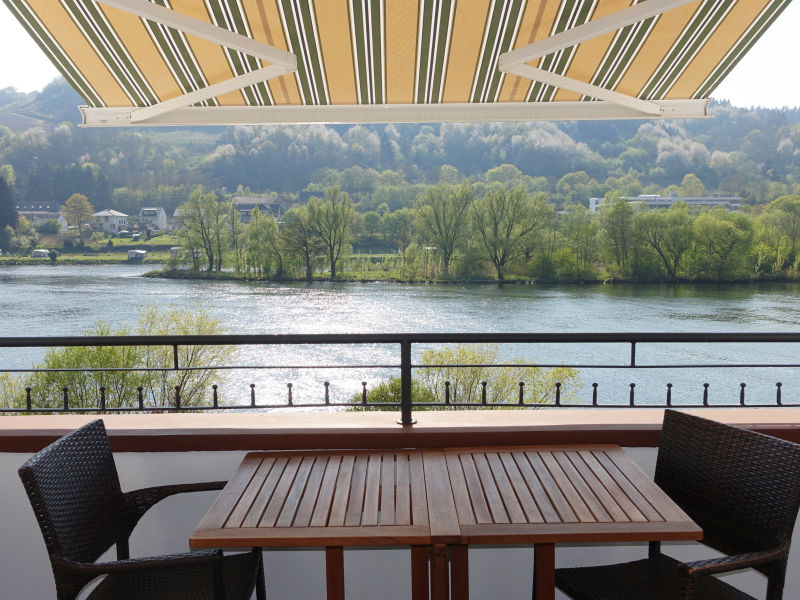Holiday apartment Inselblick Zell Mosel