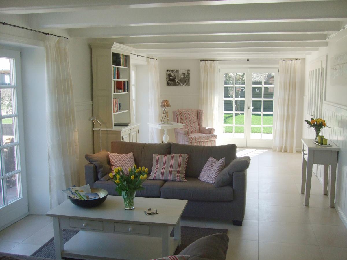 ferienhaus friesenh s taftem nordfriesland f hr nordsee firma insel f hr exklusiv frau. Black Bedroom Furniture Sets. Home Design Ideas