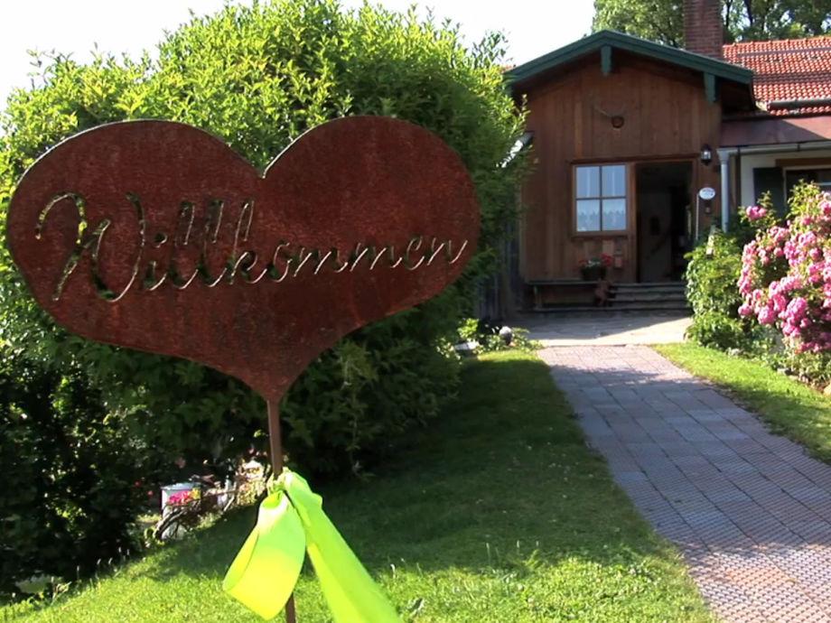 Unsere Gäste sind herzlich Willkommen