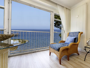 Ferienwohnung Meereszauber - in Villa Freia