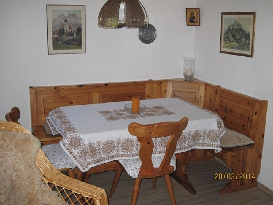 ferienwohnung bibl oberbayern zugspitzgebiet familie hans u renate bibl. Black Bedroom Furniture Sets. Home Design Ideas