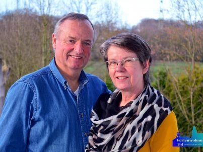 Ihr Gastgeber Brigitte und Jan van der Tol-Konkel