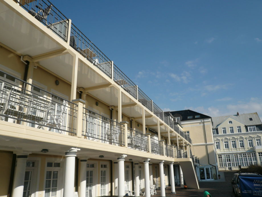 Ferienwohnung typ 5 nordstrandperle norderney firma for Appart hotel 45