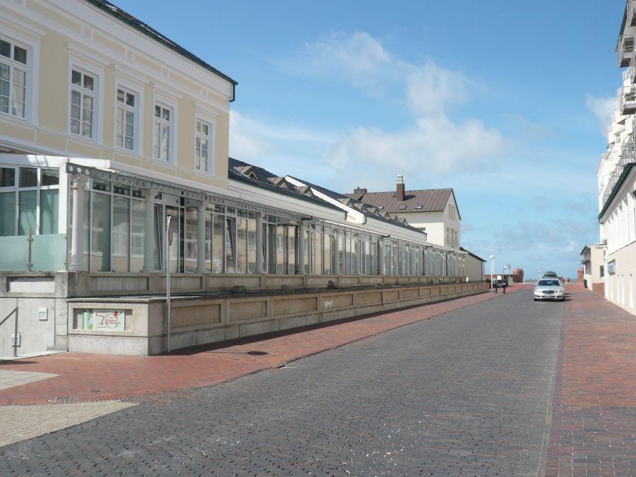 Ferienwohnung typ 3 nordstrandperle norderney firma for Appart hotel 45