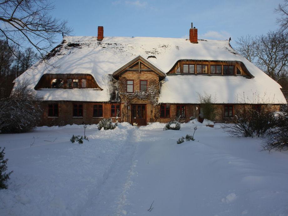 wunderbarer Winter an der Ostseeküste