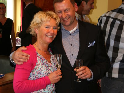 Ihr Gastgeber Ulrich Franzbach