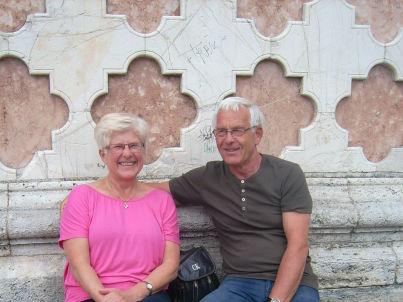 Ihr Gastgeber Rita und Günter Czech