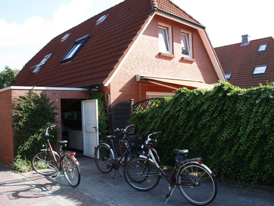 Ferienhaus Brockerhoff - Hof
