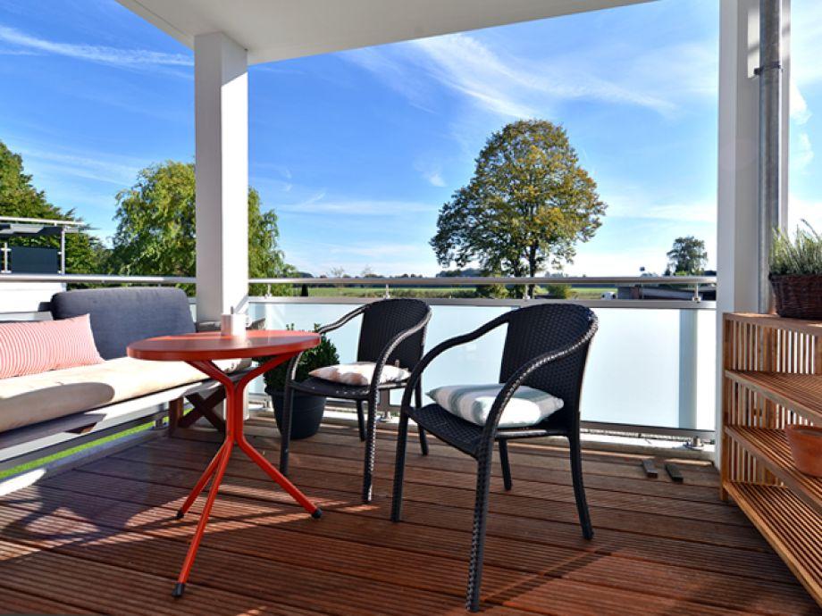 Ferienwohnung in Drensteinfurt - Balkon