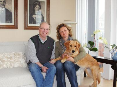 Ihr Gastgeber Sonja und Uwe-Jens Barnert