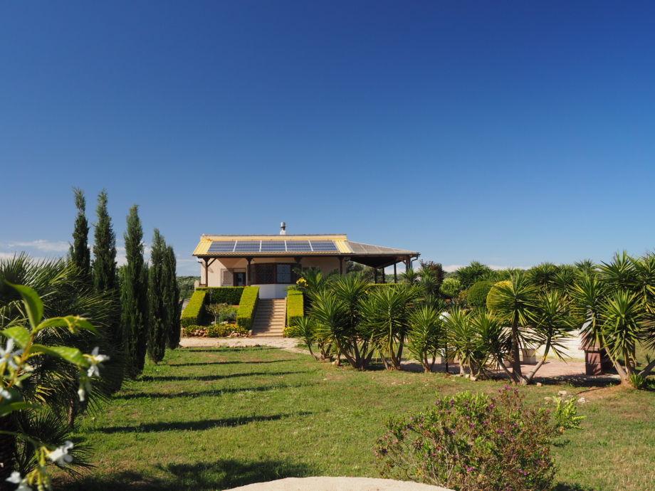Außenaufnahme Casa Gabriela