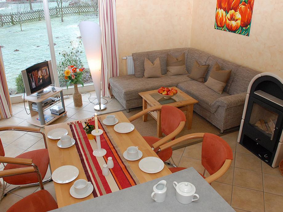 ferienwohnung ferienhaus zum eichberg kritzow schweriner see herr wolfried p tzold. Black Bedroom Furniture Sets. Home Design Ideas