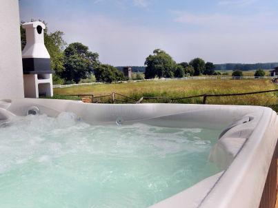 Villa Alba - Luxus EG-Ferienwohnung
