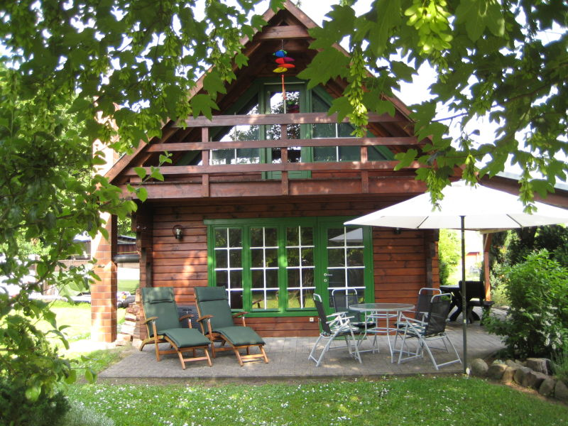 Magnificent holiday house in Neukalen by Lake Kummerow in Mecklenburg-Western Pomerania.