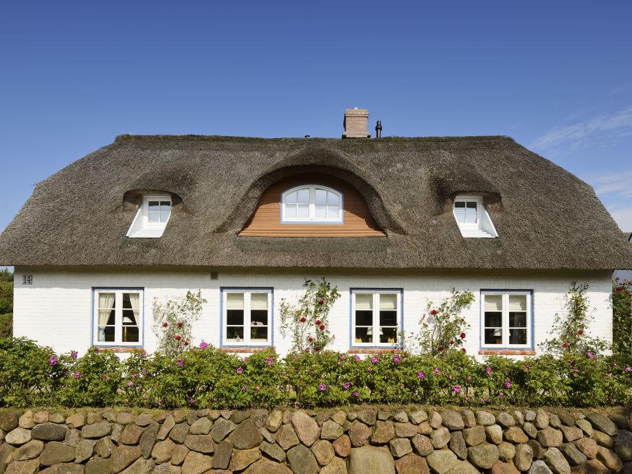 Ferienhaus Senhoog Sylt