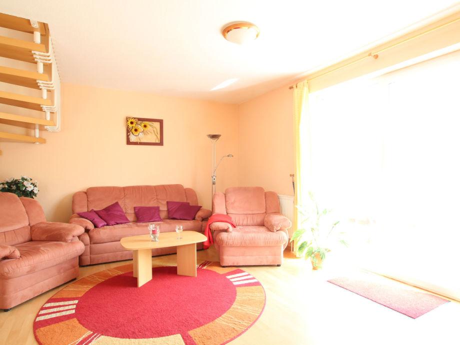 Gemütlicher Couchbereich