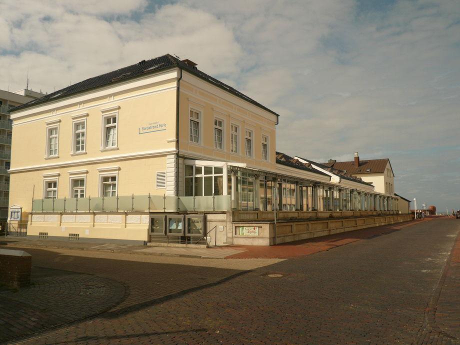 Ferienwohnung typ 7 nordstrandperle ostfriesische for Appart hotel 45