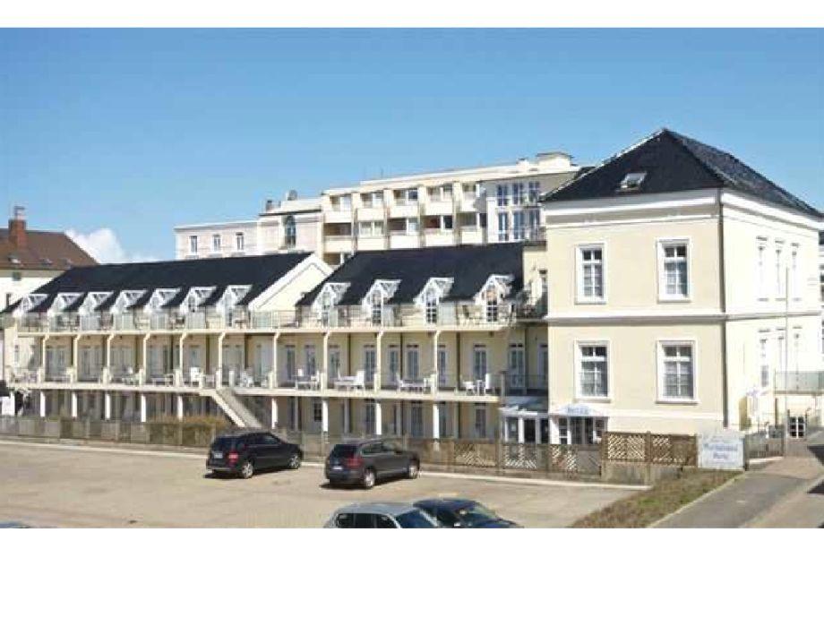 Ferienwohnung typ 8 nordstrandperle norderney firma for Appart hotel 45