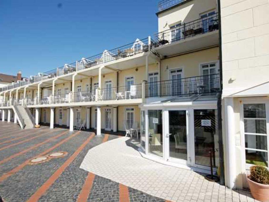 Ferienwohnung typ 15 nordstrandperle norderney firma for Appart hotel 45