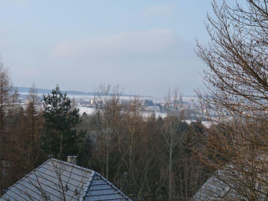 Blick nach Frankenau