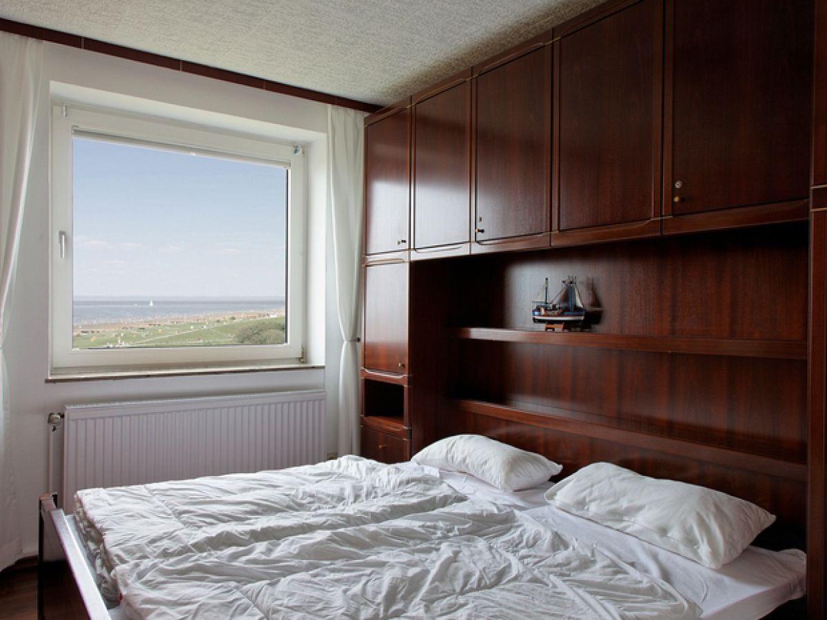 Ferienwohnung Haus Atlantic Cuxhaven 2 Döse Frau Erika