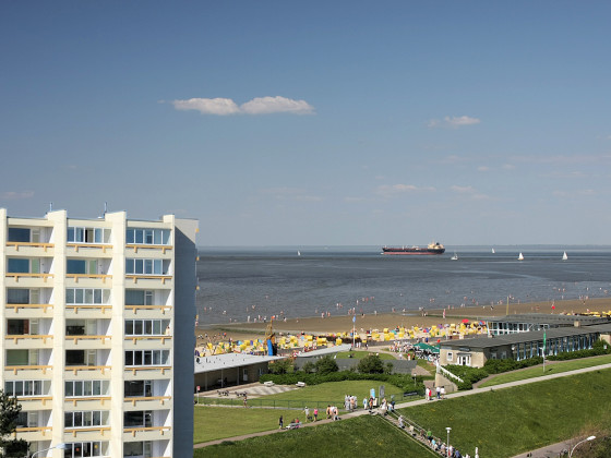 Ferienwohnung Haus Atlantic Cuxhaven 6 Nordsee Cuxhaven